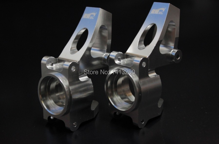 ФОТО Baja  5B Spare parts, Alloy front hub carrier(2PC)   Free shipping