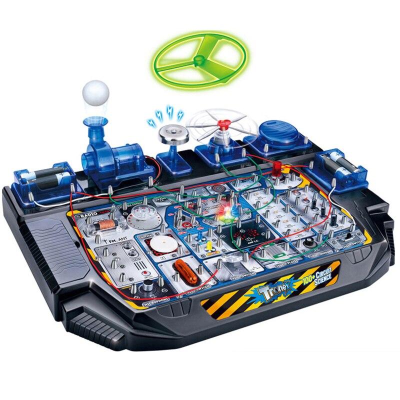Physique jouet d'expérimentation Science L'éducation Jouet, Creative en Physique Technologie jouets d'apprentissage pour Enfants BLWLSY