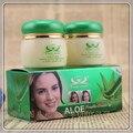 Aloe  Spot Whitening Face Cream Removes Pigment Freckle English description  effective
