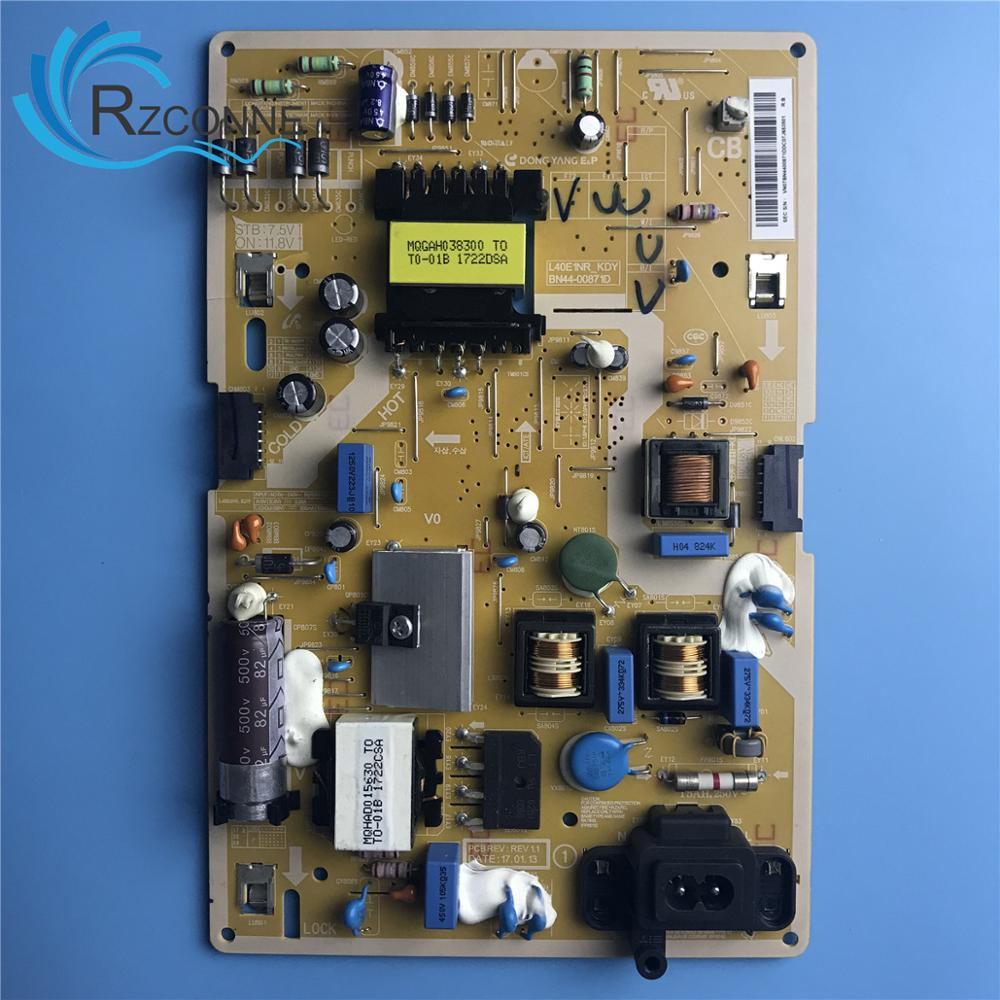 Power Board Card Supply BN44-00871D L40E1NR_KDY For Samsung LCD TV