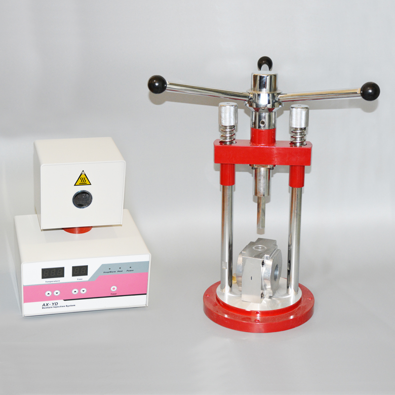 Valplast Protesi protesi macchina per iniezione Flessibile che fanno dentale Flessibile sistema di iniezione