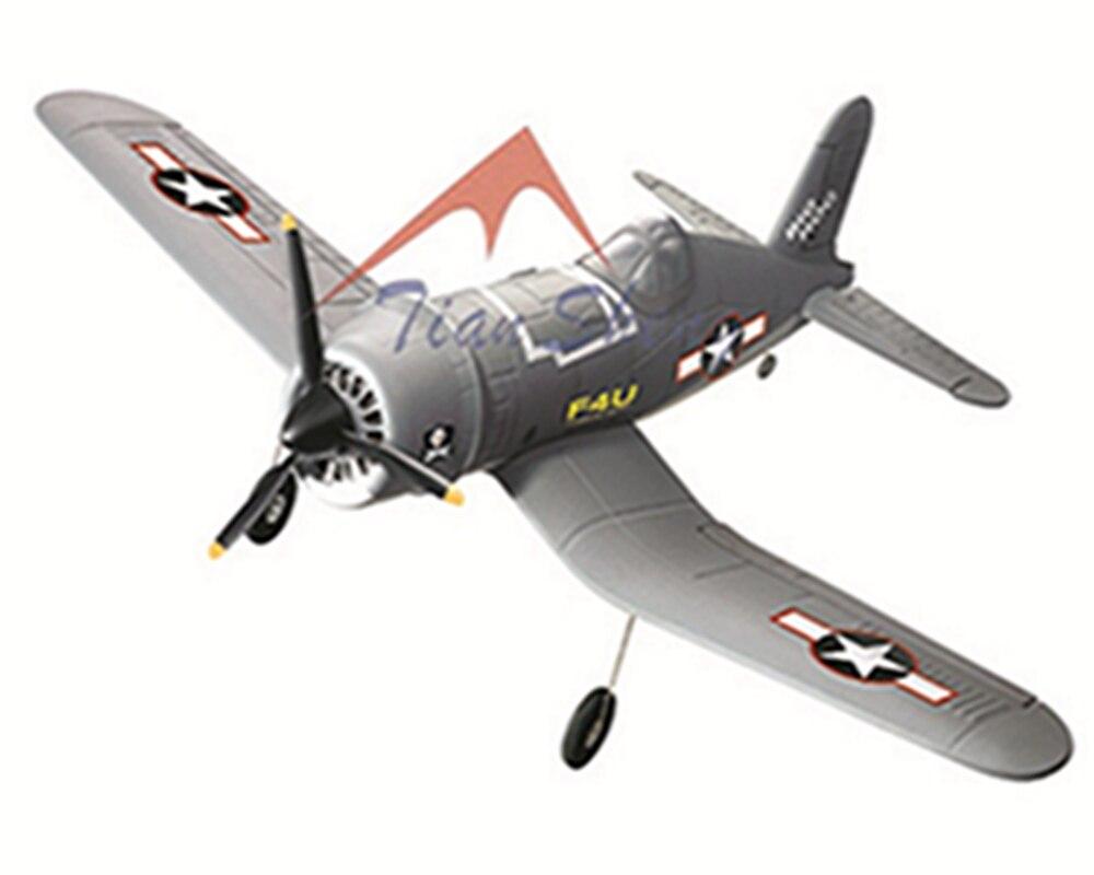 TSRC EPO F4U RC PNP/ARF Propeller Plane Model W/ Motor Servo 30A ESC W/O Battery RC Airplane Model