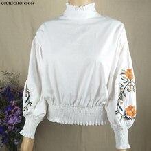 2015 womens fall fashion autumn dress vintage elegant embroidery corduroy long sleeve maxi