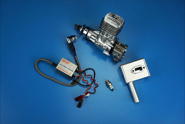 Original DLE 20 20CC original GAS Engine Gasoline 20CC Engine For RC Airplane model hot sell,DLE20CC,DLE20 2