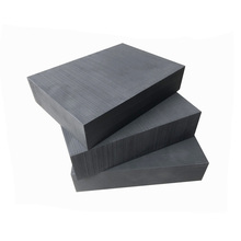 Высокая чистота 99.9% 100x100 мм толщина 1 мм до 10 мм графитовый лист