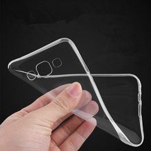 Ultra Thin Clear Soft Gel TPU Back Case Voor Samsung Galaxy S3 S4 S5 S6 S7 Rand S8 S9 Plus a3 A5 5 J3 J5 2016 Siliconen Cover(China)