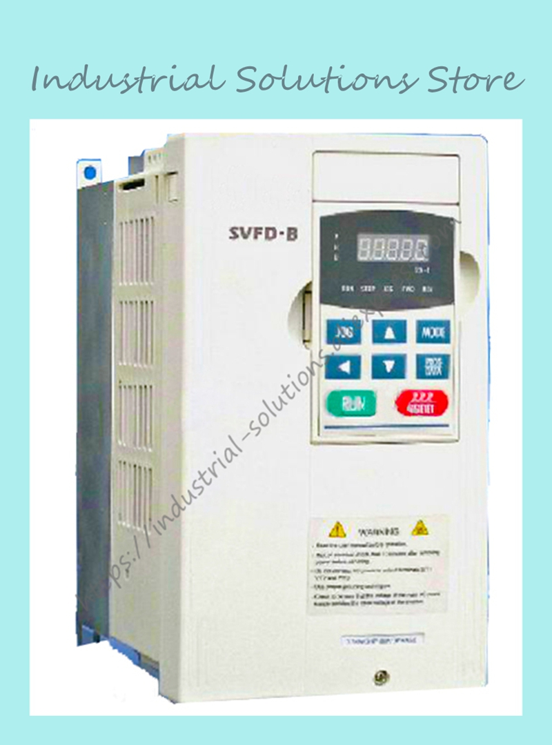 все цены на Input 3ph 220V Output 3ph Delta Inverter Series B VFD007B23A 0~240V 5A 0.1~400Hz VFD-B 0.75KW 1HP New Original онлайн