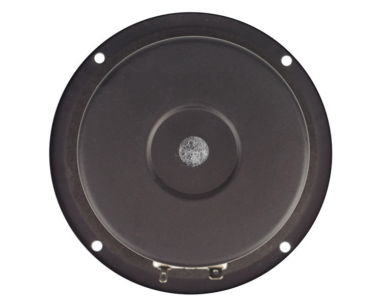 Ceramic Cap 4 inch 116mm Subwoofer Speaker Unit 50W Black Diamond Alumina Cap Woofer LoudSpeaker Desktop Deep Bass NEW 1PCS 10