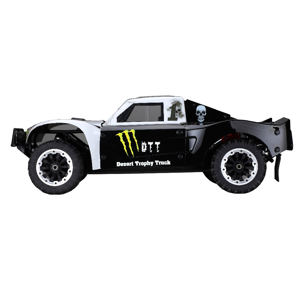 All Wheel Drive Rc Cars : Beituo dtt burn gasoline remote control car all wheel