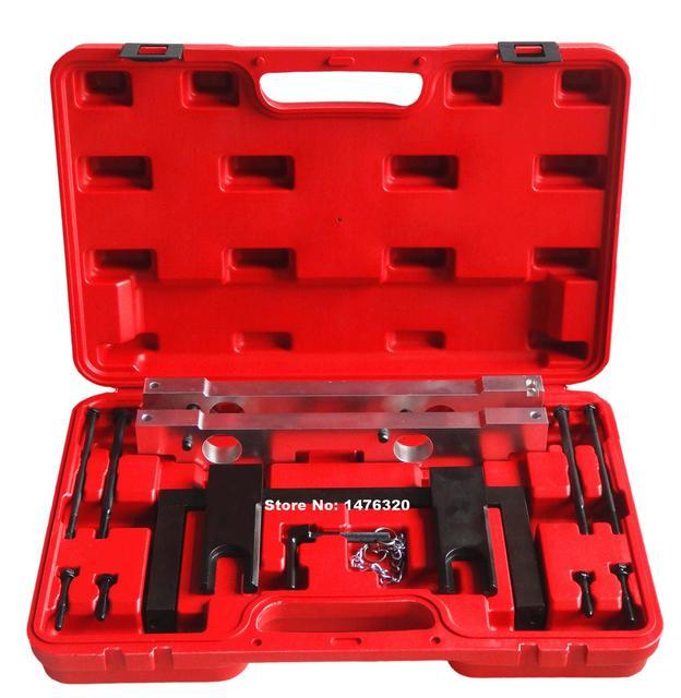 Двигатель автомобиля Фаз Газораспределения Запирание Установка Набор Инструментов Для BMW N51 N52 N53 N54 СЕРИИ AT2124