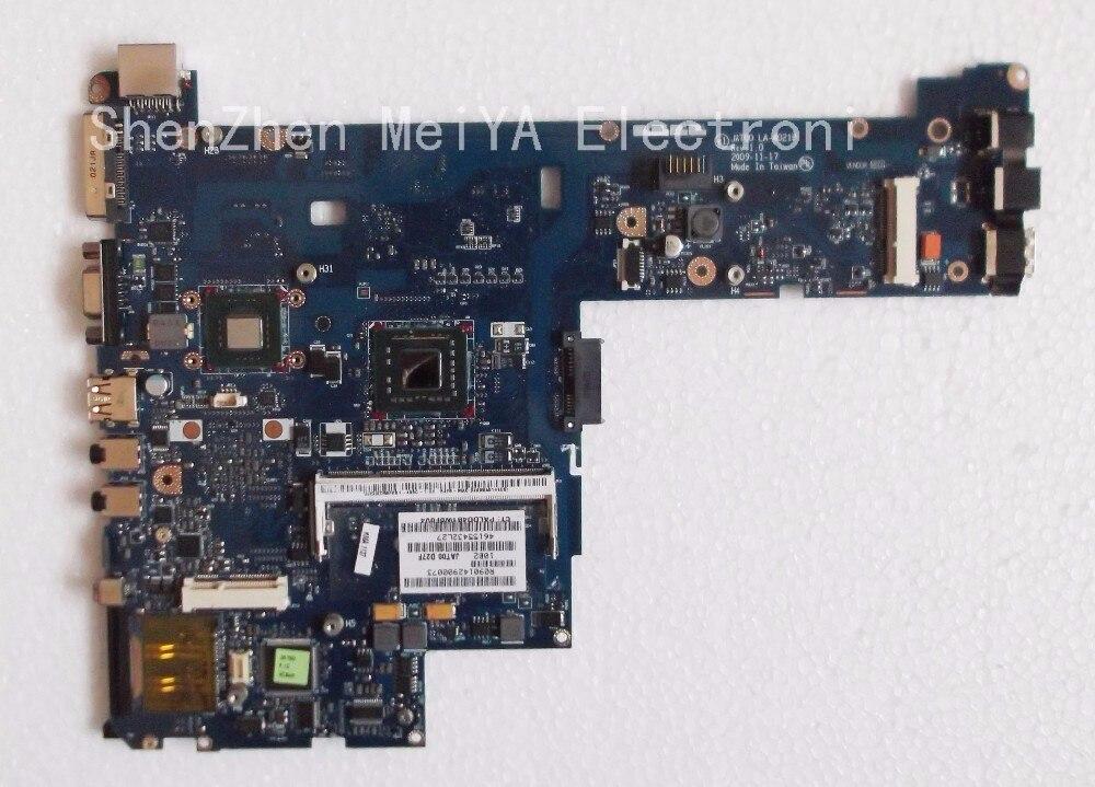 Подробнее о 604610-001 LA-4021P Free Shipping Laptop motherboard for HP 2530P 604610-001 Intel Integrated GM fully tested free shipping 448434 001 la 3491p laptop motherboard for hp 530 intel i945gm integrated gma 950 ddr2 100