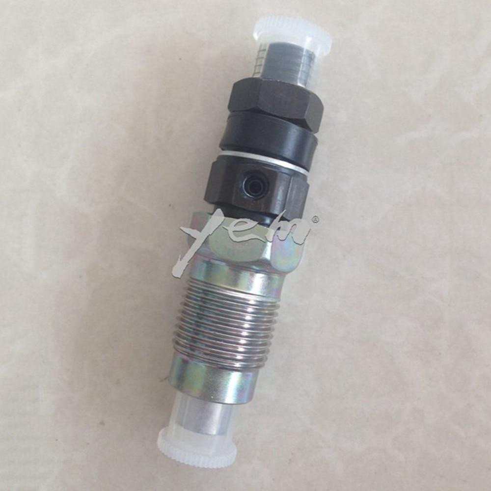 Syuda 3 PCS Fuel Injector 16001-53000 for Kubota D722 D782 D902 Z402 Z482 Z602