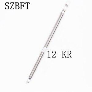 Image 5 - Szbft pontas de solda t12 para hakko T12 K kf kr ku bc2 ils jl02 d24 i pontas de ferro de solda