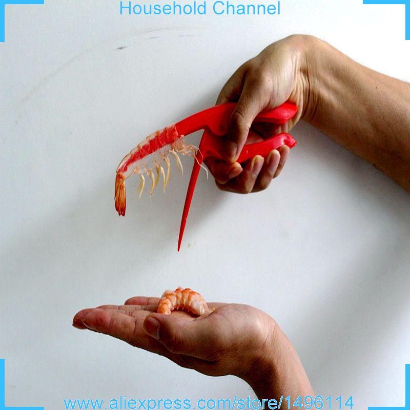 nueva creativo mariscos camarn deveiners peladoras fcil operar en casa accesorios de cocina utensilios de cocina