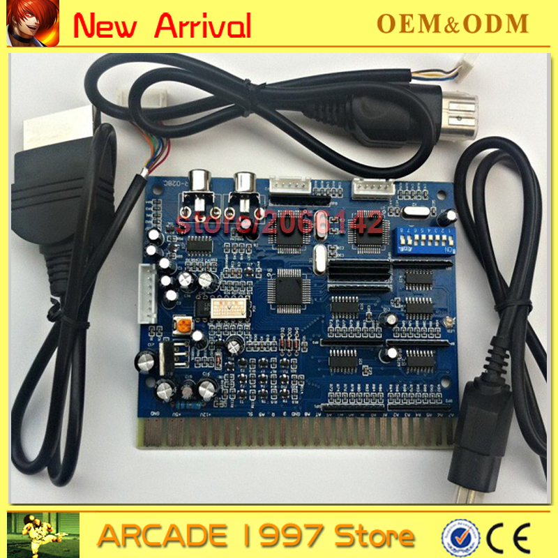MR-X028 Xbox coin operated arcade game timer board for Jamma(MR-X028) цена