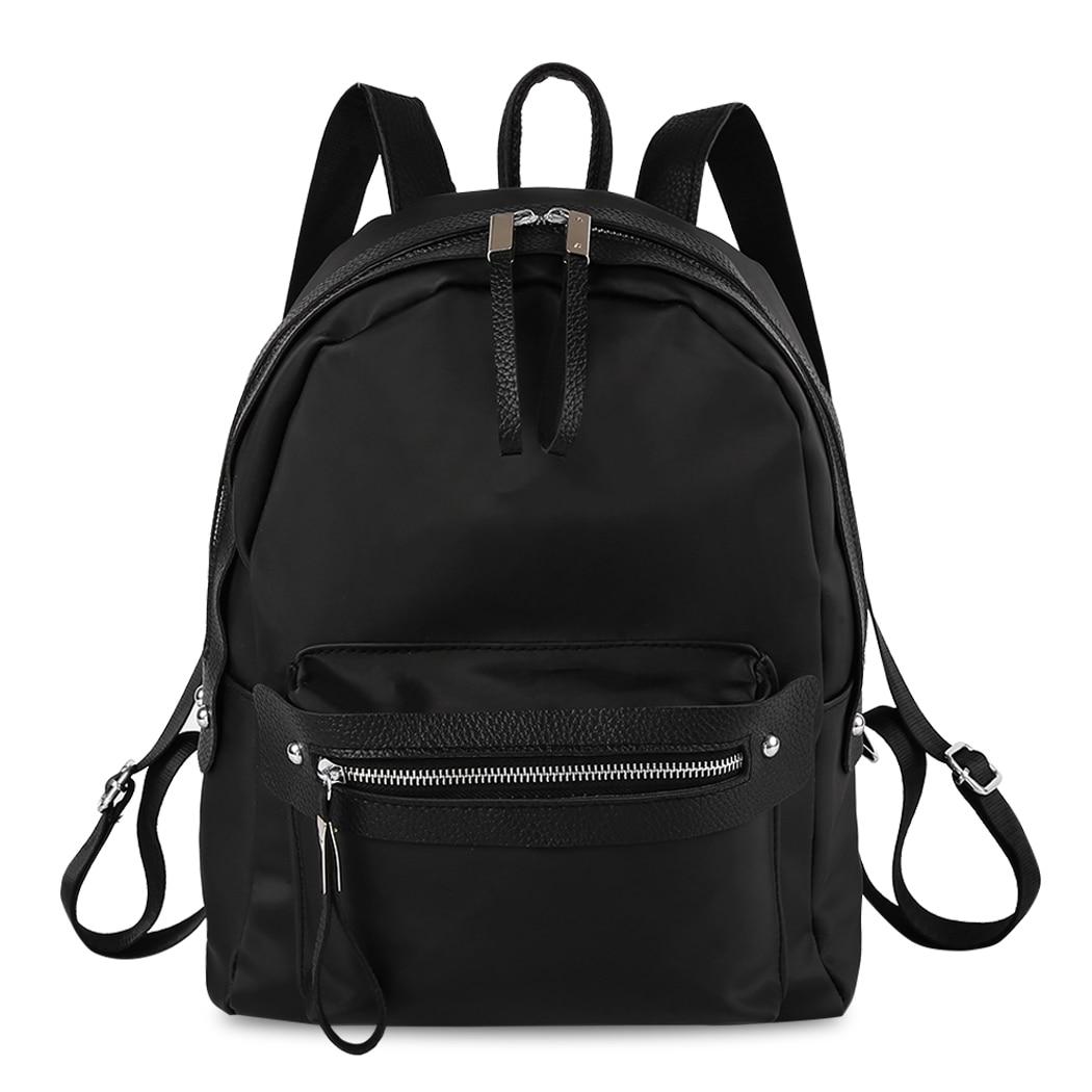 School Backpack for Teenage Girl Women Backpacks Nylon Waterproof Casual travel backbag Female