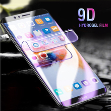 Screen Protector For Huawei P30 P20 Pro Mate 20 Pro Lite 6D Full Cover Soft Hydrogel Film For Honor 8X Max 10 9 Protective Film full protective hydrogel film for huawei p20 lite p20 pro mate 20 lite cover screen protector honor 8x max v10 note 10 nova 3 i