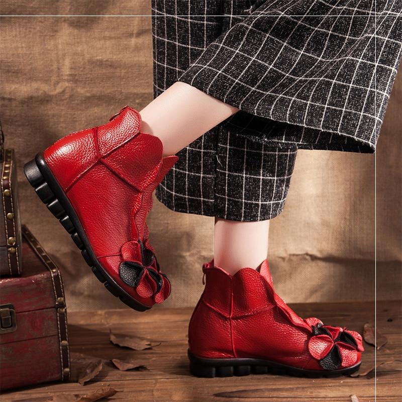 2017 Fashions font b Snow b font font b Boots b font Women s Shoes Mother