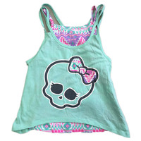 2017 Hot New Baby Girl Camisole Girls Summer Vest T Shirt Sleeveless Two Styles 2pcs Set