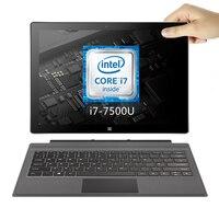 I7 Ultrabook 7th Gen i7 7500U VOYO 2in1 Tablet PC Тетрадь 16 ГБ Оперативная память 512 г SSD ips сенсорный лицензии Win10 с клавиатурой и пера