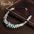 Special nova moda pedra natural maxi colares & pingentes jóias presentes para mulheres s1638n limitada estilo primavera e no verão