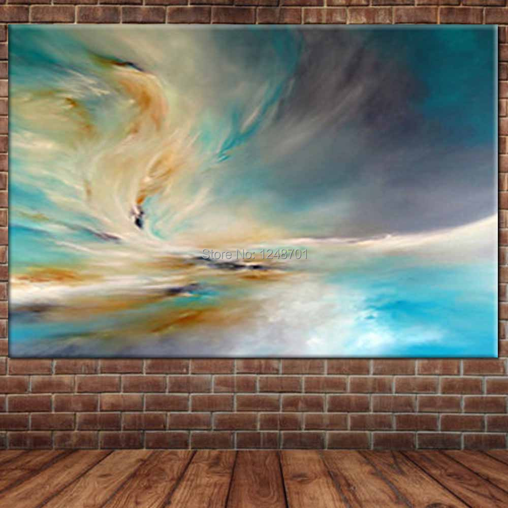 New Arrival Large Hand Painted Abstract Wall Oil Painting on Canvas Abstract Wall Picture Living Room Beroom Home Wall Art Decor