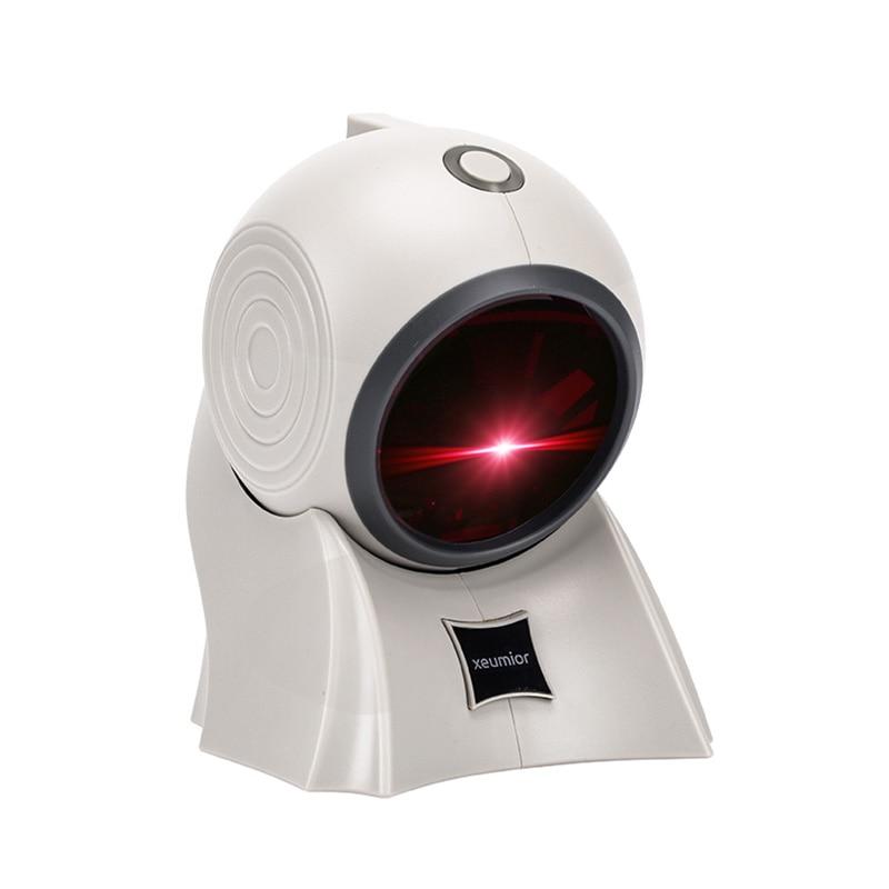 USB Laser Scanner di Codici A Barre Automatico Sensore di RS232 Codice a barre Scanner Reader per POS Sistema di Pagamento di Codici A Barre terminales - 4