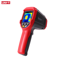 UNI T UTi89 Thermal Imaging Camera Infrared Thermometer Imager 30C to 450C Degree 4800 pixels High Resolution Color Screen