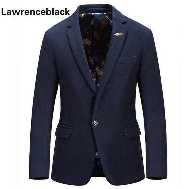 Casual Chaqueta de Los Hombres Slim Fit Trajes Abrigos de Marca Masculina Chaqueta de Los Hombres prendas de Vestir Exteriores Para Hombre Gabardina Moda Casual Jaqueta masculina 458