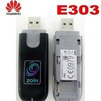 Лот 100 шт Оригинальный разблокирована 7,2 Мбит/с huawei E303 3g USB Беспроводной модем