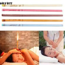 10Pcs/Set Ear Candle Cleaner Wax Removal Ear Candles Treatme