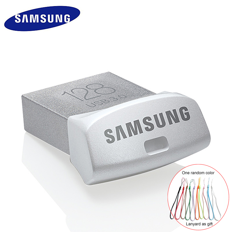 SAMSUNG USB Flash Drive Pendrive 128gb USB 3.0 32gb 64gb Memory Disk Metal Mini Flash Memoria Stick usb For Vehicle U Disk free shipping high speed usb 3 0 pen drive memory stick flash drive 128gb flash drive memory