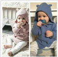 2017 SPRING AUTUMN KIDS rabbit CANDY COLORS FASHION BOBO SWEATERS BABY BOY CLOTHES BABY GIRL CLOTHES VETEMENT ENFANT GARCON