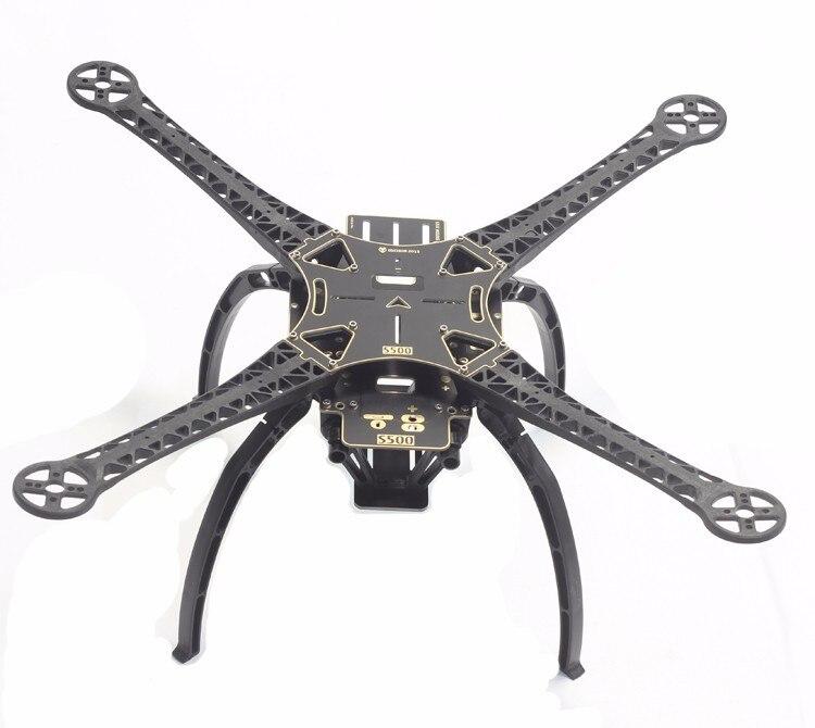 S500 500mm frame Quadcopter APM2.6 M8N GPS 433 Mhz telemetrie 3508 580kv motor 40A ESC 1245 2 axis gimbal voor Gopro 3 4 Hero 5 6-in Onderdelen & accessoires van Speelgoed & Hobbies op  Groep 2