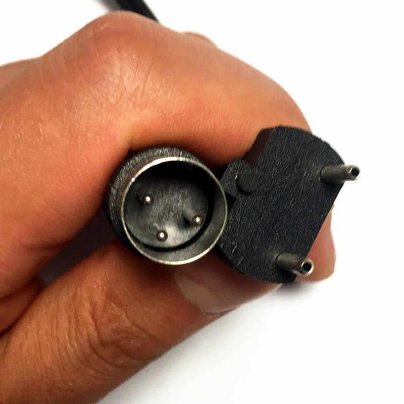 3 sztuk laboratorium dentystyczne mikro silnik maraton rękojeść drut zapasowe kable komponenty przewód silnika do rękojeści maraton elektryczny SHIYANG