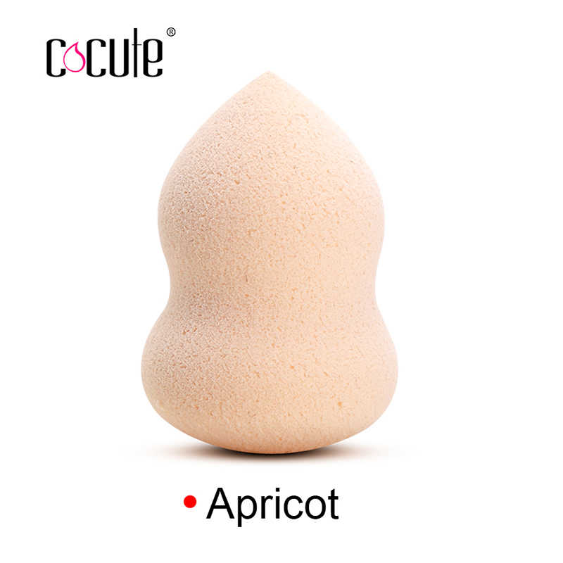 Cocute Makeup Sponge Make up puff Beauty Foundation Powder Face Smooth Sponge Foundation Cosmetic Puff Tool for Women