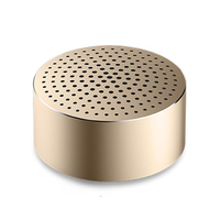 Xiaomi Original Xiaomi Portable Bluetooth Speaker Portable Wireless Bluetooth4 0 Mini SpeakerCar Speaker For Mobile Phone