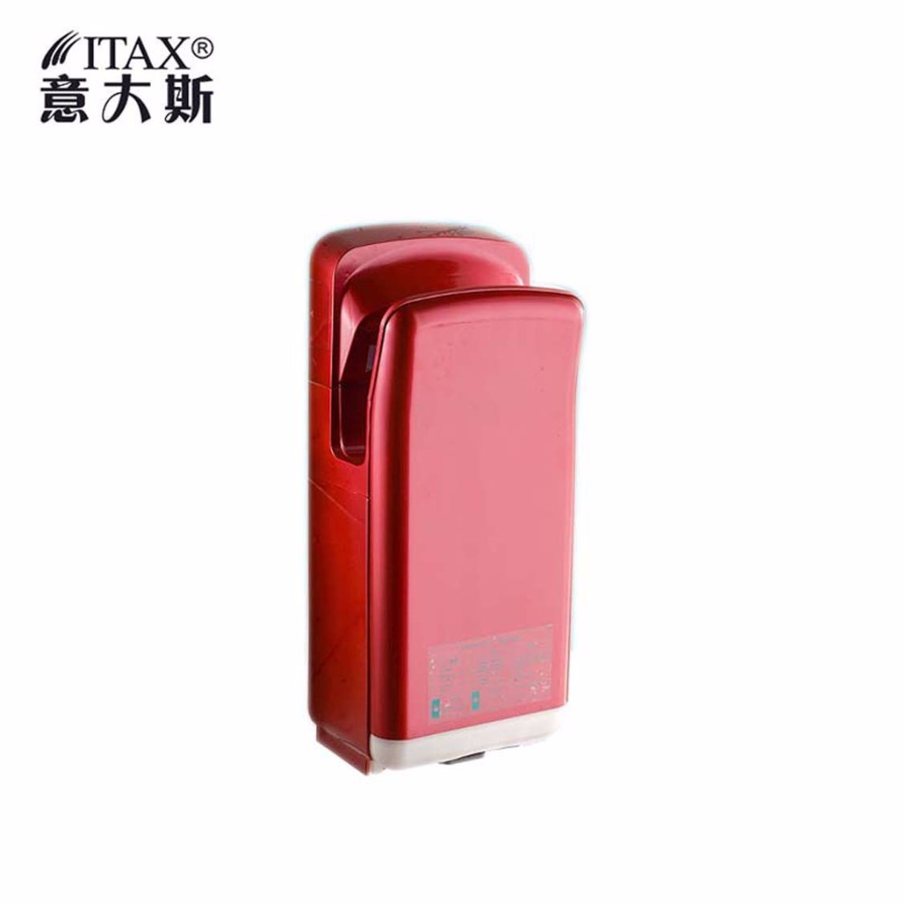 Original Itax Q X 8880 Commercial Automatic Sensor High Speed Jet Quick Dry Hands Hand Dryer Hygiene Hand Dry Machine For Hotel
