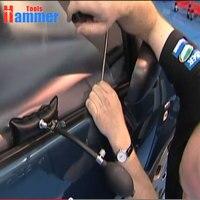 BOMBA KLOM FERRAMENTAS de Hardware Auto Air Wedge Airbag SERRALHEIRO Escolher Definir Porta Do Carro Aberta