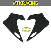 MTKRACING Anti Slip Pad Tank 3M Traction Pad Side Gas Knee Grip Protector Stickers For Yamaha MT 07 MT07 MT 07 2014 2016