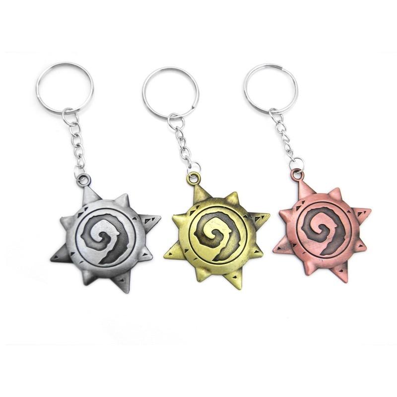 Pop Creative Animation KAWAI HOKAGE Uzumaki Naruto Kakashi SASUKE Keychain Anime Cute toys Car Banner Holder Men Gift in Key Chains from Jewelry Accessories