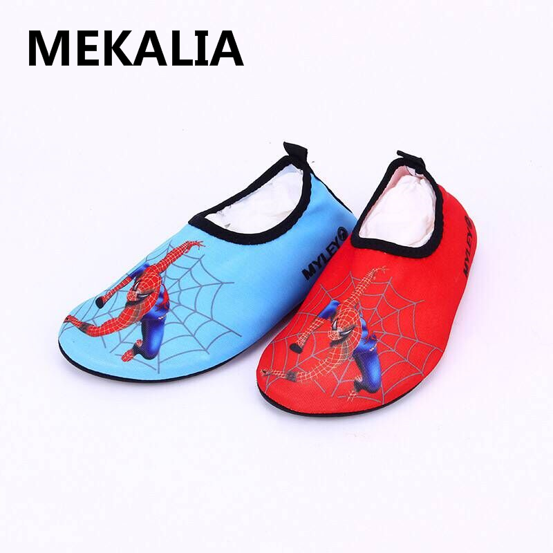 2018 Baby Water Shoes Barefoot Socks Kids Quick-Dry Water Breathable Shoes for Beach Pool Surfing Exercise