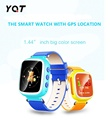 2016 GPS Tracker Watch for Kids Safe GPS Watch Q80 Q60 smart Wristwatch  SOS Call Finder Locator Tracker Anti Lost Monitor GSM