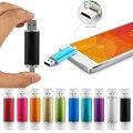 Nova Chegada Android OTG USB Flash Drive Pen Drive 4 gb 8 gb 16 gb 32 gb 64 GB de Armazenamento Externo Pendrive Memory Stick U disco