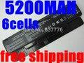 5200 МАЧ A31-N56 A32-N56 A33-N56 аккумулятор для ноутбука Asus ROG G56J G56 G56J N46 N46V N46VM N56 N56JN N56DY N56VB N56VV N76