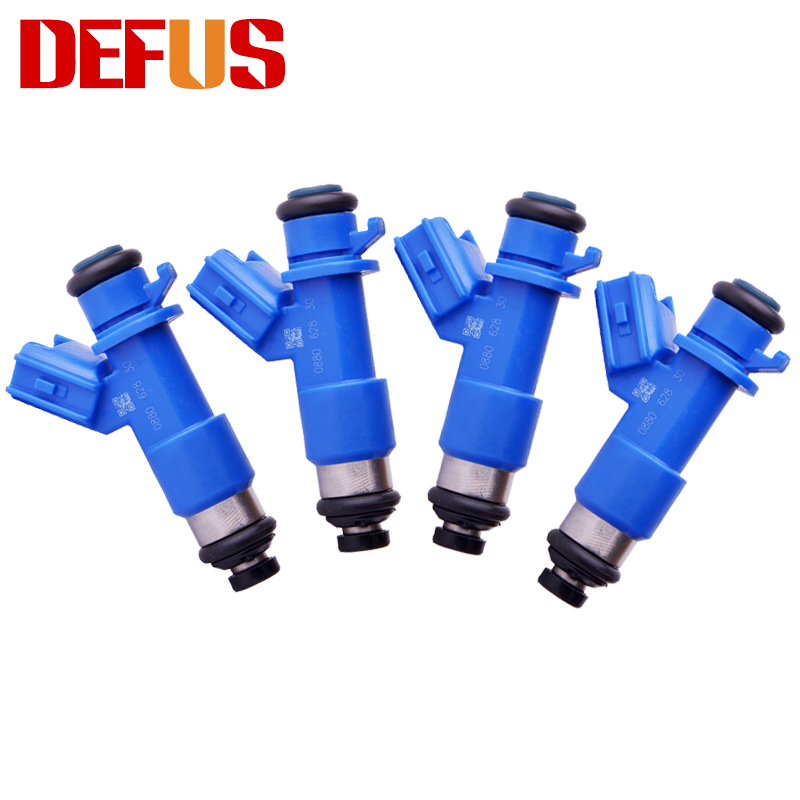 4x Fuel Injector 550CC Nozzle Injection Petrol Engine