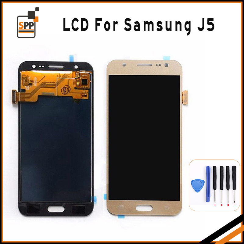 5.2Lcd Display For Samsung J510 Lcd With Touch Screen Digitizer For Samsung J510FN J510F J510G J510Y J510M 1Pcs free shipping