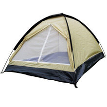 2-3 People Outdoor Camping Tent Waterproof Double Layer Barraca Portable Ultralight Tente For Trip Hiking Outing Folding Tenda