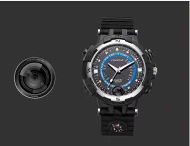 أحدث الرياضة ساعة يد بلوتوث كاميرا صغيرة P2P جيب مسجل فيديو رقمي صغير واي فاي IP ساعة بنيت 8G/16G/32G دراجة مسجل فيديو