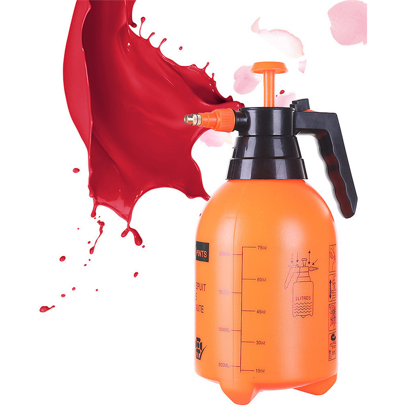 Water Fles 2L Plant Bloem Gieter Spray Fles Water Tuin Mister Sproeier Kappers Tuin Tool #3A09